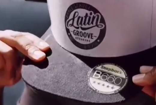 Latin Groove Cap