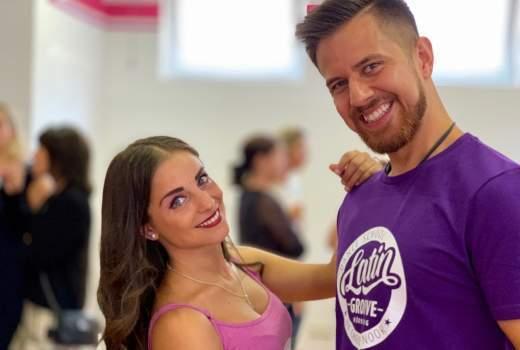 Wiedereröffnung Latin Groove Tanzschule